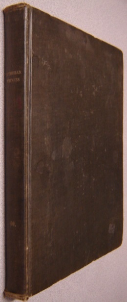Image for The Lutheran Witness, Volume LX 1941 Complete Year, with Index