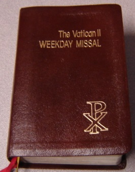 Image for The Vatican II Weekday Missal for Spiritual Growth : Complete Texts of Every Weekday Mass Throughout the Year from 1975 to 1999 and Thereafter