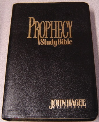 Image for Prophecy Study Bible, NKJV, New King James Version