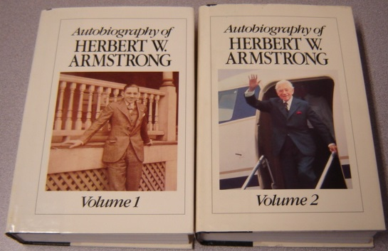 Image for Autobiography Of Herbert W. Armstrong, Volumes 1 & 2