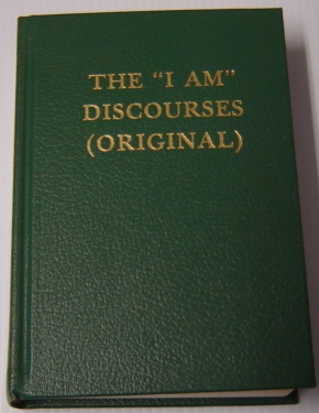 "Image for The ""I Am"" Discourses (Original) (Saint Germain Series, Volume 9)"