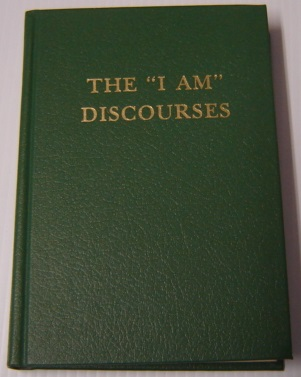 "Image for The ""I Am"" Discourses (Saint Germain Series, Vol 14)"