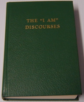 "Image for The ""I Am"" Discourses (Saint Germain Series, Vol. 17)"