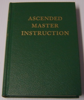 Image for Ascended Master Instruction (Saint Germain Series Vol 4)