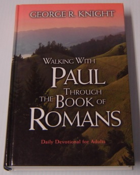 Image for Walking With Paul Through The Book Of Romans: Daily Devotional For Adults