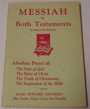 Image for Messiah in Both Testaments