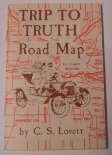 Image for Trip to Truth Road Map for Honest Doubters (No. 108)