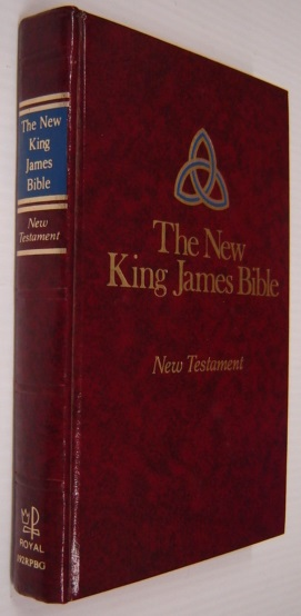 Image for The New King James Bible, New Testament (#192RPBG)