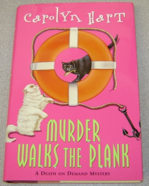 Image for Murder Walks The Plank:   A Death on Demand Mystery