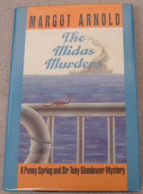 Image for The Midas Murders:   A Penny Spring and Sir Toby Glendower Mystery