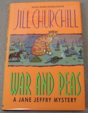 Image for War And Peas: A Jane Jeffrey Mystery