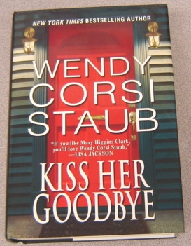Image for Kiss Her Goodbye, Large Print