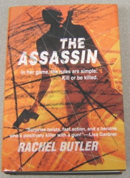 Image for The Assassin, Large Print