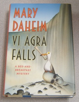 Image for Vi Agra Falls: A Bed-and-Breakfast Mystery
