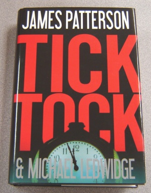 Image for Tick Tock, Large Print