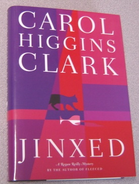 Image for Jinxed, Large Print