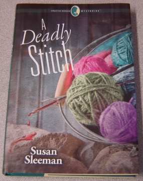 Image for A Deadly Stitch (Creative Woman Mysteries)