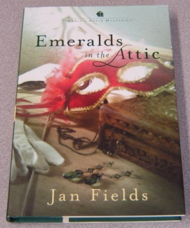 Image for Emeralds in the Attic (Annie's Attic Mysteries)