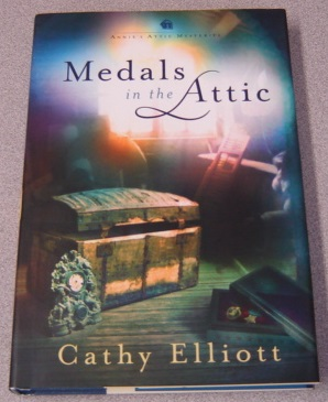 Image for Medals in the Attic (Annie's Attic Mysteries)