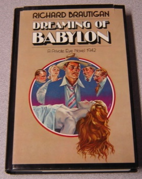 Image for Dreaming of Babylon: A Private Eye Novel, 1942