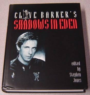 Image for Clive Barker's Shadows in Eden