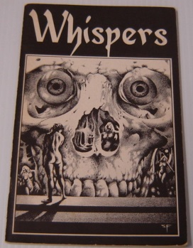 Image for Whispers, Volume 3, Number 1, Whole Number 9, December 1976; Signed