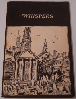 Image for Whispers Volume 1 #1 July 1973; Signed