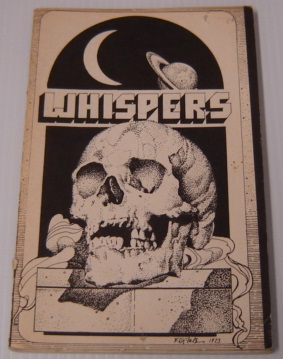 Image for Whispers, Volume 2 Number 1, Whole Number 5, November 1974; Signed