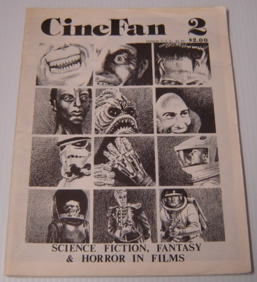 Image for CineFan #2, Summer 1980, Science Fiction, Fantasy & Horror in Films