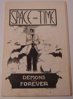 Image for Space & Time #48, July 1978