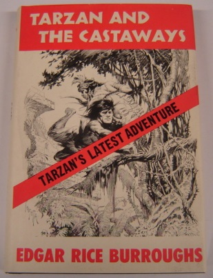 Image for Tarzan And The Castaways