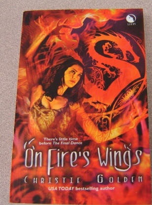Image for On Fire's Wings