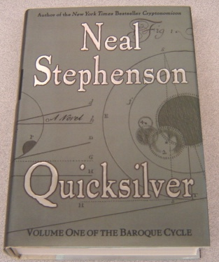 Image for Quicksilver (Baroque Cycle, #1)