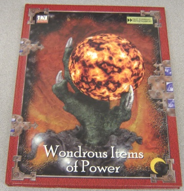Image for Wonderous Items Of Power (d20 System)