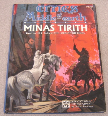 Image for Minas Tirith: Cities of Middle-Earth (#8301)