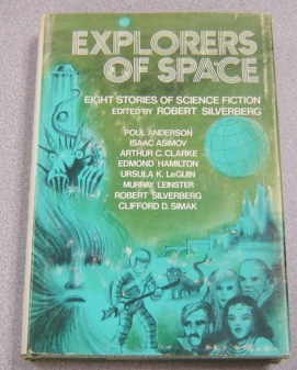 Image for Explorers Of Space: Eight Stories Of Science Fiction