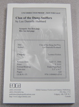 Image for Clan of the Dung-Sniffers