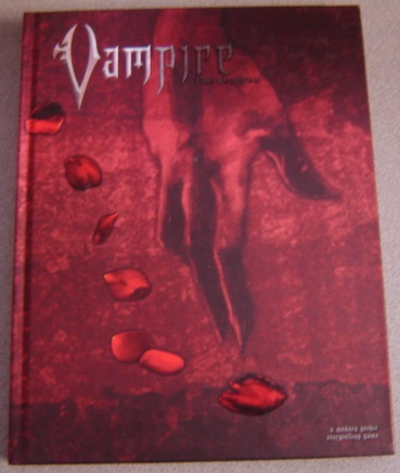 Image for Vampire: The Requiem, A Modern Gothic Storytelling Game (WW25000)