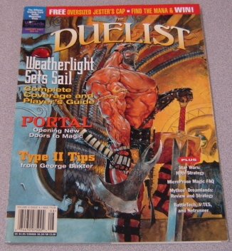 Image for The Duelist, Vol. 4, Issue 4, No. 18, August 1997
