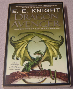 Image for Dragon Avenger (Age of Fire, Book 2)