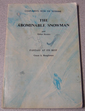 Image for The Abominable Snowman And Other Stories; Fantasy At Its Best