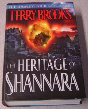 Image for The Heritage Of Shannara: The Scions Of Shannara, The Druid Of Shannara, The Elf Queen Of Shannara, The Talismans Of Shannara, Complete Four Book Series