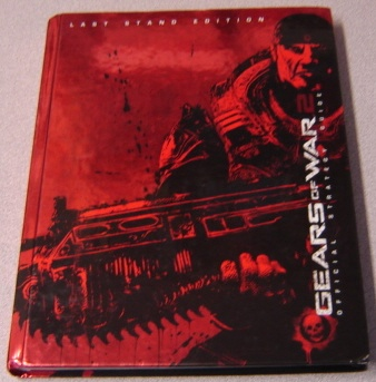 Image for Gears of War 2: Last Stand Edition, Official Strategy Guide (Bradygames Signature Guides)