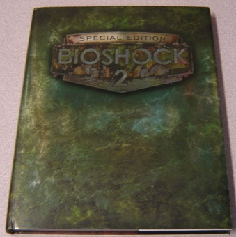 Image for BioShock 2 Special Edition, Official Strategy Guide (Bradygames Special Edition Guides)