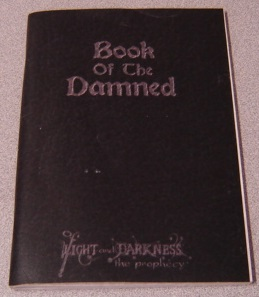 Image for Book of the Damned: of Light and Darkness - The Prophecy