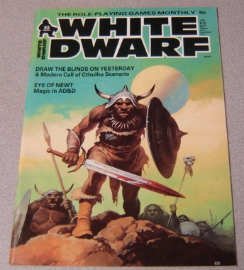 Image for White Dwarf: The Role-playing Games Monthly, Issue #63, March 1985