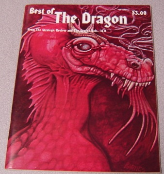 Image for Best of The Dragon: From the Strategic Review and The Dragon Vols. I & II