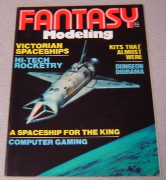 Image for Fantasy Modeling, Issue #5, 1981