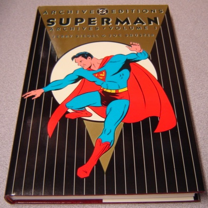 Image for The Superman Archives, Volume 1 (archive Editions)