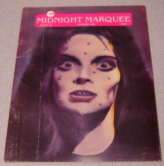 Image for Midnight Marquee, Issue 44, Summer 1992